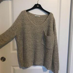 Dreamers oversized boutique sweater